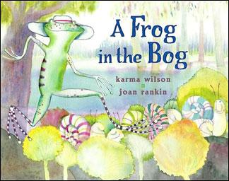 a-frog-in-a-bog