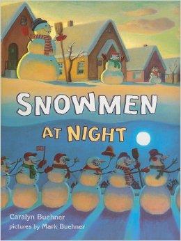 snowmen-at-night