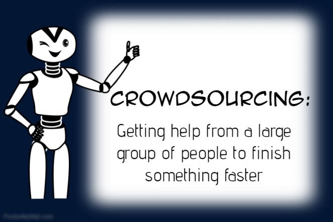 crowdsourcing definition