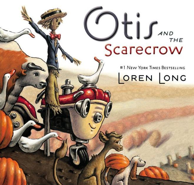 otis and the scarecrow.jpg