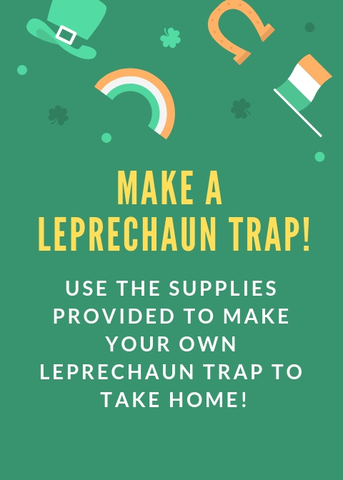 make a leprechaun trap