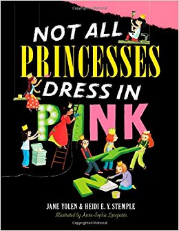 not all princesses dress in pink.jpg