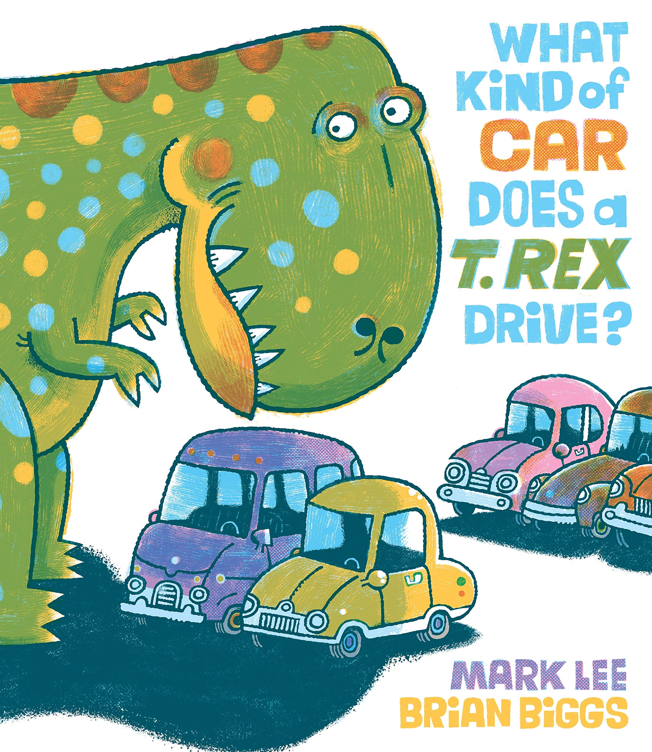 what kind of car does a trex drive