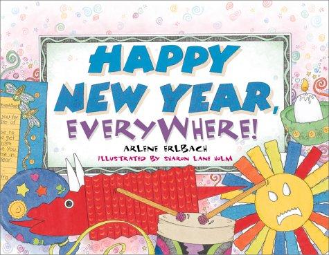 happy new year everywhere